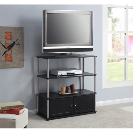 Convenience Concepts Designs2Go Highboy TV Stand, for TVs up to 37