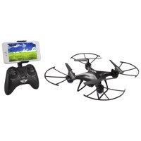 Sky Rider Eagle 3 Pro Quadcopter Drone with Wi-Fi Camera - Black