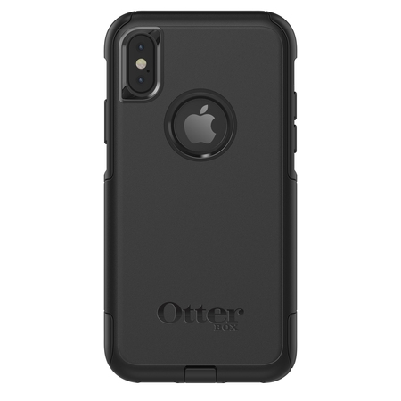 OtterBox Commuter Series Case for iPhone X, Black ()