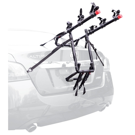 Bicycle Bike Carrier (Allen Sports Deluxe 3-Bicycle Trunk Mounted Bike Rack Carrier, 103DN )
