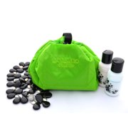 fcfed842fbb Lay-N-Go COSMO Cosmetic Bag, Lime Green