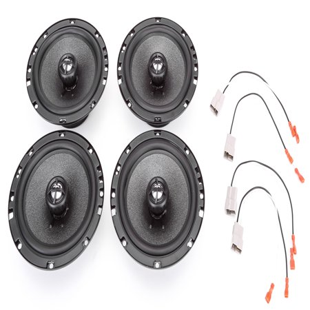 - 1999-1999 Isuzu Oasis Complete Factory Replacement Speaker Package by Skar Audio