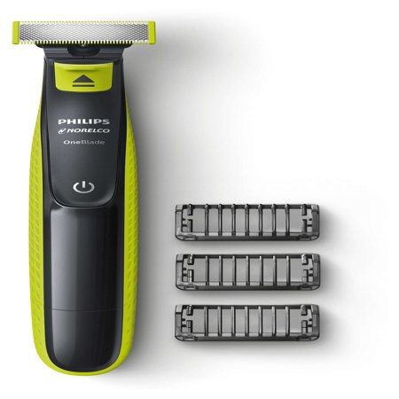 - Philips Norelco OneBlade (Rebate Available up to $15) Hybrid Electric Trimmer and Shaver, QP2520/70