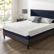 Spa Sensations by Zinus 12 Inch Breathable Cooling Memory Foam Mattress