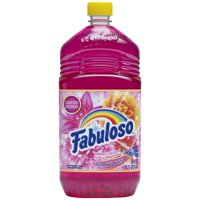 (2 pack) Fabuloso All Purpose Cleaner, Spring In Bloom - 56 fl oz