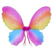 7f16aee7b81b3 Butterfly Wing / Fairy Wing Costume for Girls -  Rainbowhttps://www.slickcentral