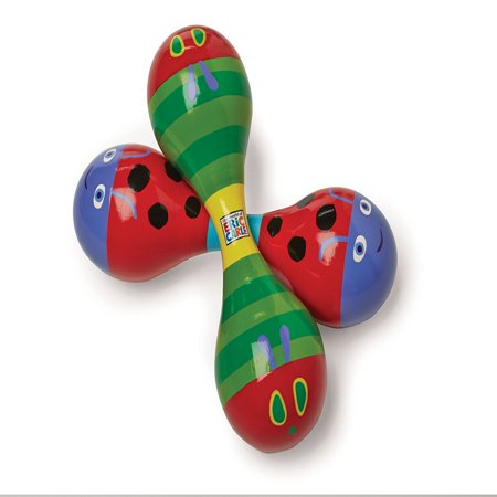 World of Eric Carle, The Very Hungry Caterpillar Wood - Maracas Online Shopping