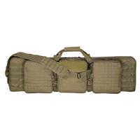 VOODOO TACTICAL Voodoo 42  Deluxe Padded Weapon Case w/ 6 Black Locks 15-9648007000