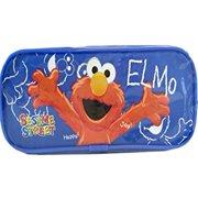 Sesame Street Elmo Pencil Pouch - Blue Elmo Pencil Case Organizer