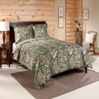 Mossy Oak Infinity Queen Comforter Set, 3 Piece