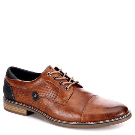 Justin Original Lace (restoration mens justin lace up cap toe oxford shoes )