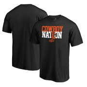 010258034a7 Oklahoma State Cowboys Fanatics Branded Hometown Collection T-Shirt - Black