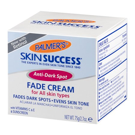 Palmer's Skin Success Anti-Dark Spot Fade Cream For All Skin Types, 2.7 (Best Skin Whitening Cream For Black Skin)