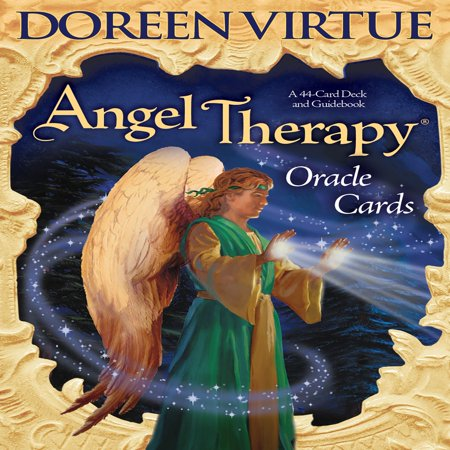 Angel Therapy Oracle Cards : A 44-Card Deck and (Doreen Virtue Messages From Your Angels Cards)