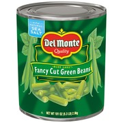 (6 Pack) Del Monte: Blue Lake Fancy Cut Green Beans, 6.3 Pound