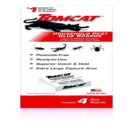 Tomcat Household Pest Glue Trap 4 - Infield Trap