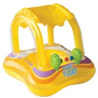 Intex My Baby Float Inflatable Swimming Pool Kiddie Tube Raft | 56581EP