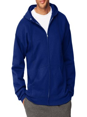 Big Men's Ultimate Heavyweight Fleece Full Zip Hood