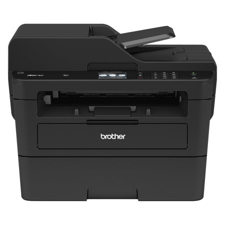Brother MFC-L2750DW Compact Monochrome Laser All-in-One Printer with Copy, Fax, and (Brother Pc302rf Thermal Fax)