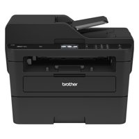 Brother MFC-L2750DW Compact Monochrome Laser All-in-One Printer with Copy, Fax, and Scan