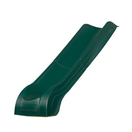 Swing-N-Slide Green Summit Slide Plastic Scoop Slide for 4 Foot (Unison 12 Slide)