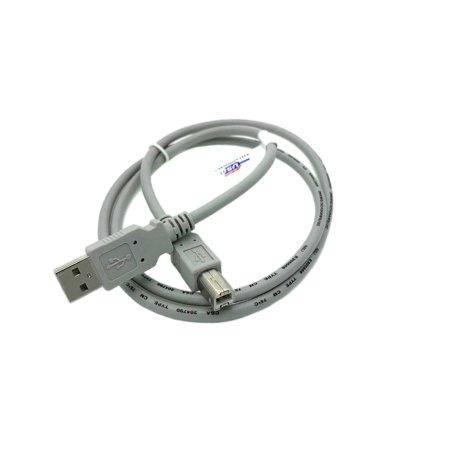 Kentek 3 Feet FT USB Cable Cord For YAMAHA PSR-E443 PSR-E453 PSR-S710 PSR-S770 PSR-S950 PSR-S970 Beige