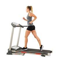 Sunny Health & Fitness SF-T7603 Motorized Folding Treadmill Machine
