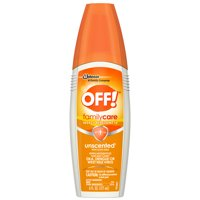 OFF! FamilyCare Insect Repellent IV, Unscented, 6 fl oz
