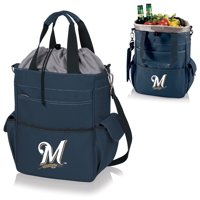 Milwaukee Brewers Activo Cooler Tote - Navy - No Size