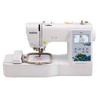 """Brother, PE535 Embroidery Machine wit 4""""x4"""" embroidery area, 80 Built-in designs & 3.2"""" LCD Color Touchscreen Display"""