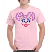 fa3affce Sesame Street Abby Cadabby Adult T-Shirt