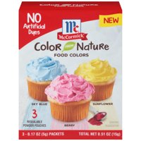 McCormick® Color From Nature, 0.51 oz