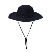 eeb056d44a7 HDE Mens Mesh Bucket Hat Outdoor UV Sun Protection Wide Brim Booney Fishing  Cap