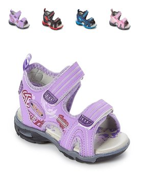Kids Children Waterproof Hiking Sport Open Toe Athletic Sandals (Toddler/Little Kid/Big Kid)