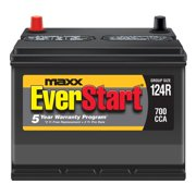 EverStart Maxx Lead Acid Automotive Battery, Group 124R
