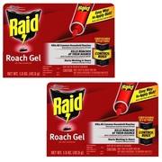 (2 pack) RAID@Roach GEL - 1.5oz