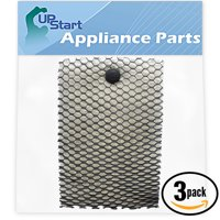 3-Pack Replacement Sunbeam SCM630 Humidifier Filter  - Compatible Sunbeam SWF100P, HWF100 Humidifier Filter