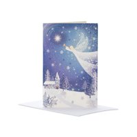 (14ct) American Greetings Deluxe Angel Christmas Boxed Cards and Envelopes