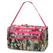 Travel Duffel Bag by Zodaca Shoulder Luggage Bag Sports Gym Carry Bag for  Business Trip Camping abe7ba24de2b0