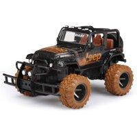 RC Trucks Remote Control Off-Road Mud Jeep Wrangler (Black)