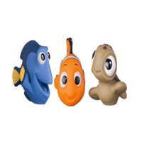 The First Years Disney Pixar Finding Nemo Bath Squirt Toys, 3 Pack