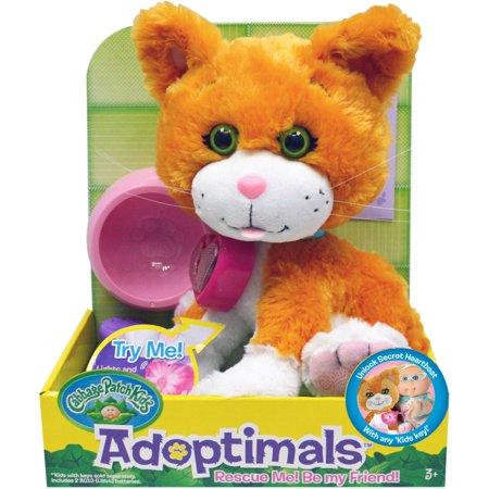Kitty Kiss (Cabbage Patch Kids Adoptimals 9