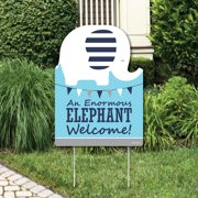 Elephant Birthday Party Supplies