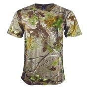 3ed0bfa1 Code V Men's Realtree Camo T-Shirt