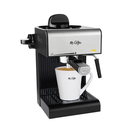 Mr. Coffee BVMC-ECM170 20-Ounce Steam Espresso Maker with Frothing