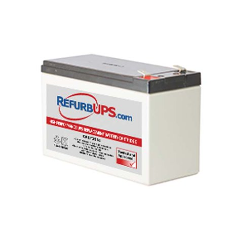 High Capacity Ups (APC Back-UPS NS 600 (BN600R) High Capacity 9 Amp - Brand New Compatible Replacement Battery Kit )