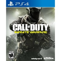 Activision Call Of Duty: Infinite Warfare - Pre-Owned (PS4)