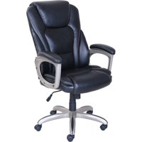 Office chair picture Posture Product Image Serta Big Tall Commercial Office Chair With Memory Foam Walmart Office Chairs Walmartcom