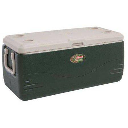 - Coleman Xtreme 150 qt Cooler, Green