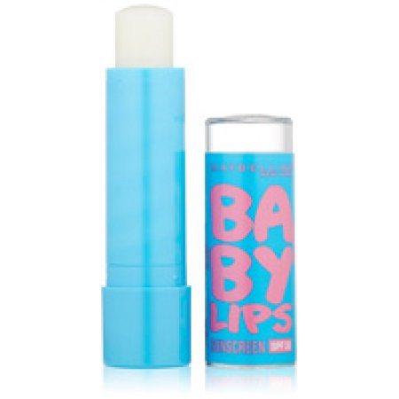 Maybelline New York Baby Lips Moisturizing Lip Balm, Quenched ()